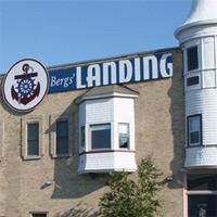 Ron Berg, Bergs Landing, Menominee, Mich.